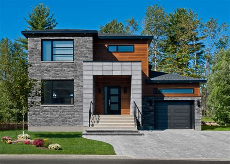 contemporary house exterior products contemporary exterior montreal by