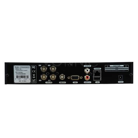 New Vonnic Dk4 K4404ccd 4 Channel Full D 1 Dvr With 4