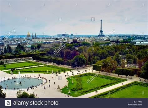 overview of tuileries garden quot jardin des