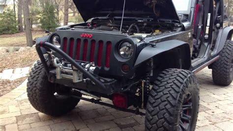 modded jeep cool jeep tj mods