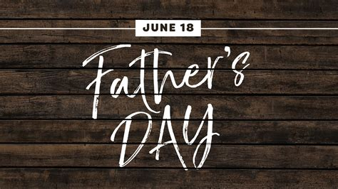 what day in june is fathers day s day oakwood baptist church tx