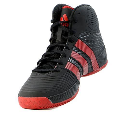 adidas commander basketball shoes adidas mens commander td 4 basketball shoes black scalet