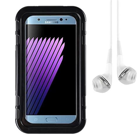 Samsung A5 Active Shell Waterproof Cover Skin Black For Samsung