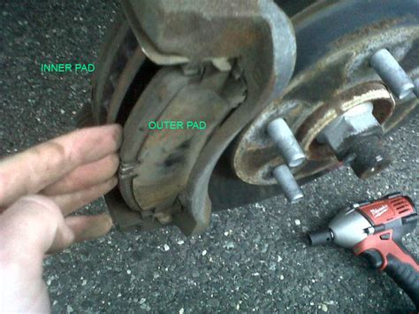 brake bedding diy brake pads check replace bedding in nissan