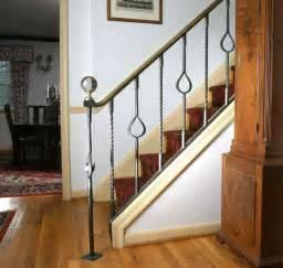 Handrails For Indoor Stairs Stair Railings Interior Smalltowndjs