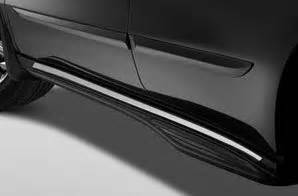 genuine acura 08l33 tz5 200a running board