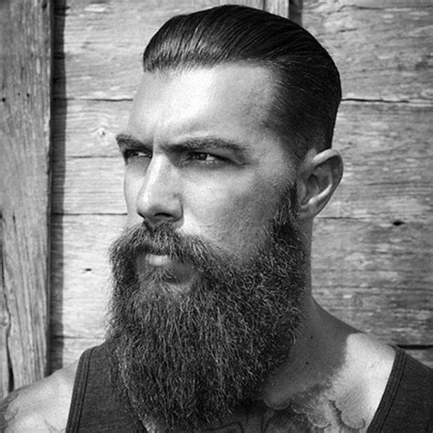 photos of long beards and haircuts 33 best beard styles for men 2018
