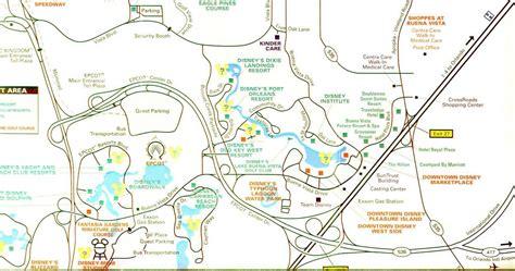 Disney World Transportation Map by Disney World Transportation Map Www Galleryhip Com The