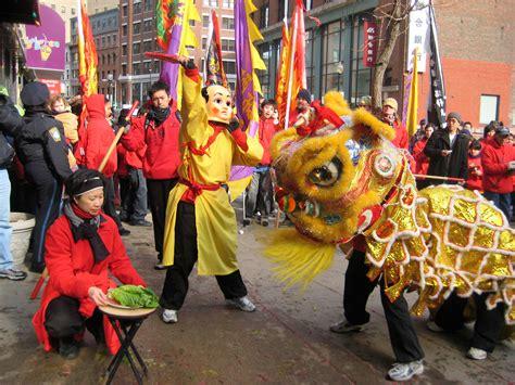 new year traditions wiki festival mandarin for children