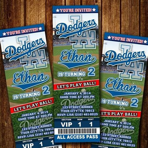 17 best ideas about la dodgers tickets on did