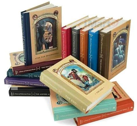 Lemony Set lemony snicket a series of unfortunate events the complete