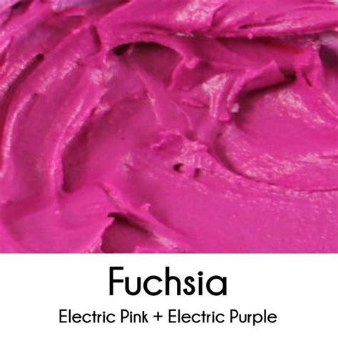 what colors make fuschia 356 best images about cakes guide charts table list on