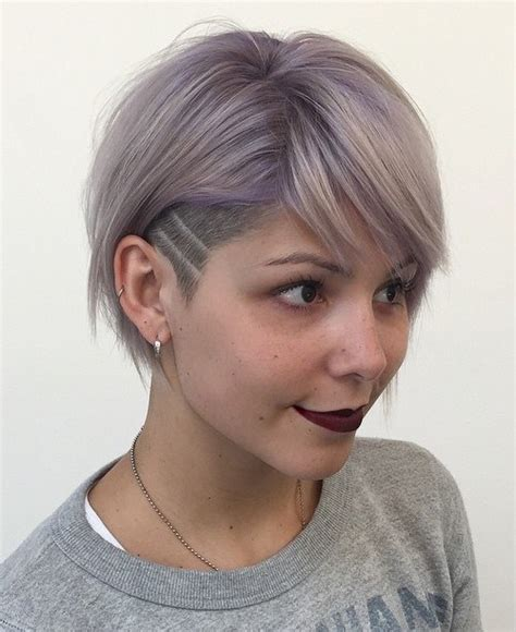 womens hair break at temple 50 women s undercut hairstyles to make a real statement