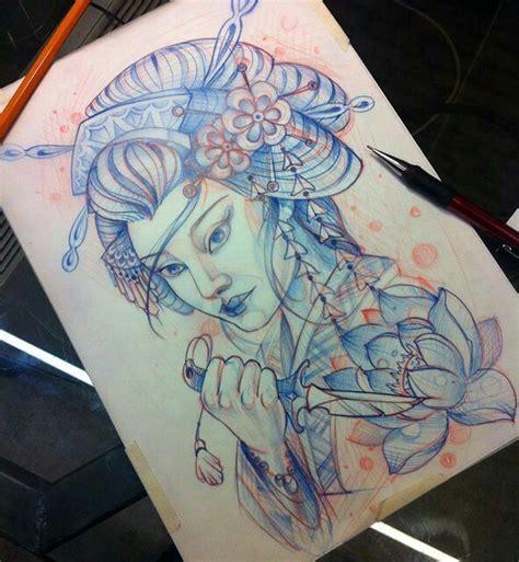 tattoo oriental samurai e gueixa 667 best japanese geisha samurai opera yakuza goddess