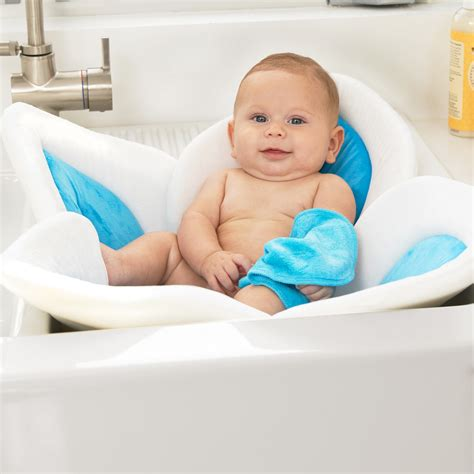 infant spa bathtub blooming bath lotus baby bath baby bath seat baby bath