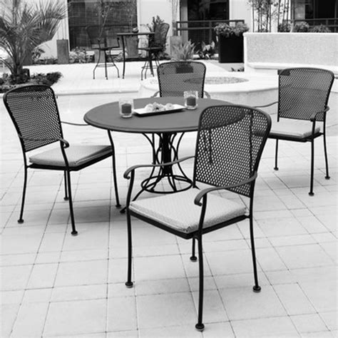 metal patio furniture darcylea design