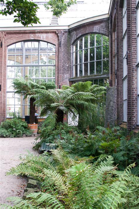 Amsterdam Botanical Garden Lost In Plantation Hortus Botanicus Amsterdam 183 Happy Interior