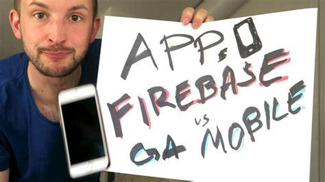mobile app tracking analytics firebase analytics vs mobile app tracking