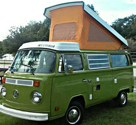 volkswagen westfalia 1978 1978 vw bus cer westfalia for sale in orlando fl