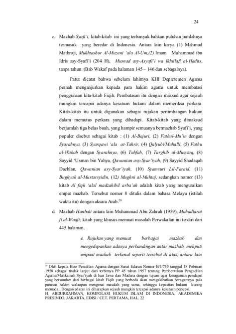 Kitab Fathurrahman 2001822007
