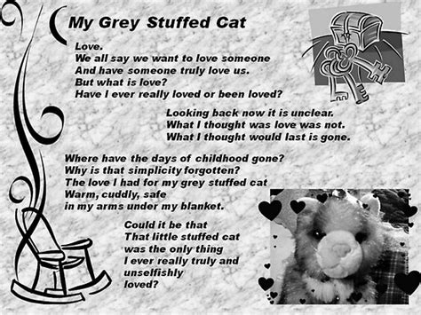 cat loss quotes  poetry quotesgram