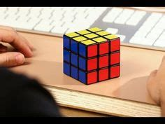 tutorial main rubik 3x3x3 5 simple moves to easily solve the rubik s cube discover