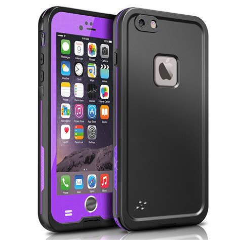 waterproof shockproof for iphone 6 6s plus fits lifeproof otterbox clip ebay