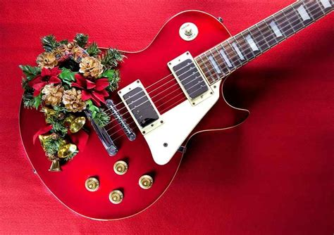 guitar christmas decorations habits for the best time guitarhabits