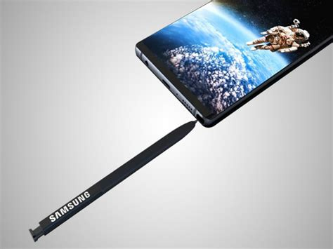 Samsung Galaxy Note 8 S Pen samsung galaxy note 8 teaser highlight and s pen features gizbot news