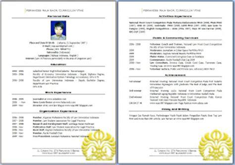 resume highschool raja saor blog contoh surat curriculum vitae di bidang