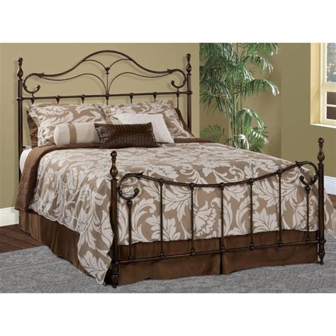 queen metal bed bennett pewter queen metal bed