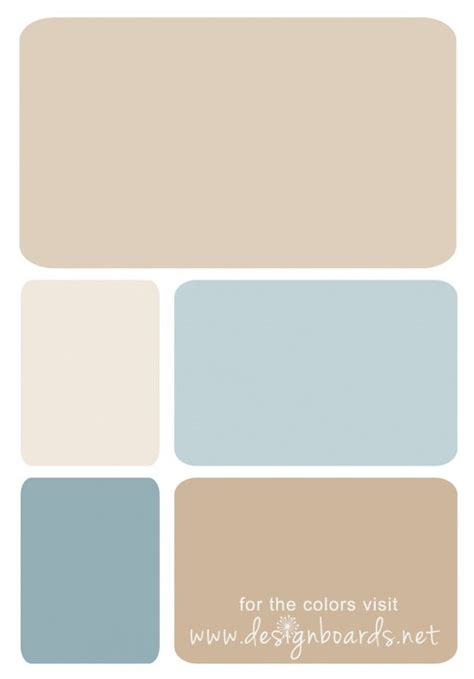 color board soft blue beige design boards beige softblue paint color ideas