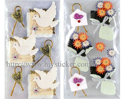Handmade By Stickers For Cards - china paper sticker handmade stickers cards sc013 014