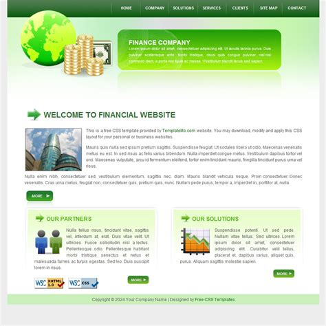css templates for job website excellent professional css template pictures inspiration