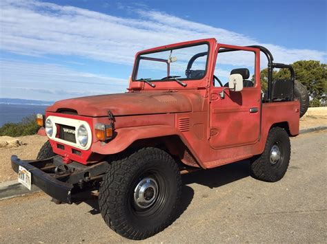 land cruiser fj40 california cruiser 1978 toyota land cruiser fj40