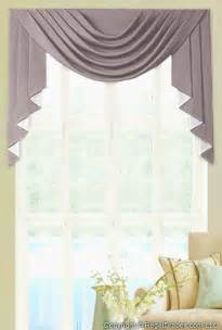 Swag Valances For Windows Designs Swag Valance Featuring A Cascading Swag And Jabots On Both Ends Custom Valance Styles