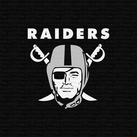 ipad wallpapers with the oakland raiders team logos