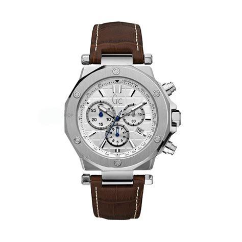 Jam Pria Gc 4175m Brown harga gc guess collection x72026g1s jam tangan pria