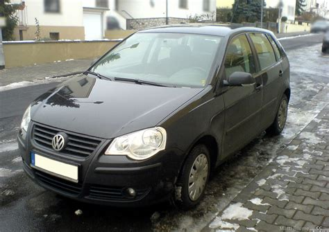 black volkswagen polo file vw polo iv 9n3 black jpg wikimedia commons