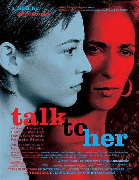 pedro almodovar english movies talk to her an almodovar film cinema pinterest
