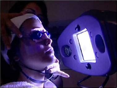 blue light therapy at home light therapy
