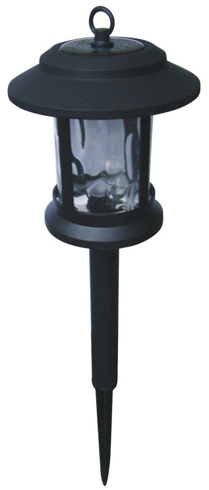 Solar L Post Home Depot Canada by Outdoor Lighting Solar Led More The Home Depot Canada