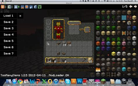 mods in minecraft mac mc 1 2 5 how to install mods on a mac minecraft blog