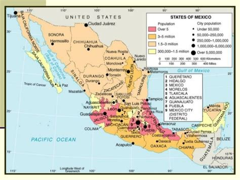 Culture And Geography Of Mexico | culture and geography of mexico