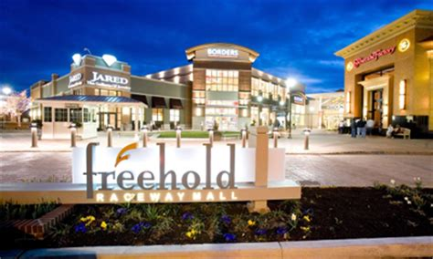 layout of freehold mall freehold raceway mall northern capital group