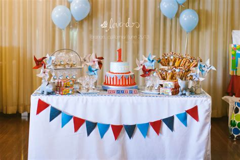 Geburtstag Tisch by How To Create A Dessert Table For Your Child S Birthday