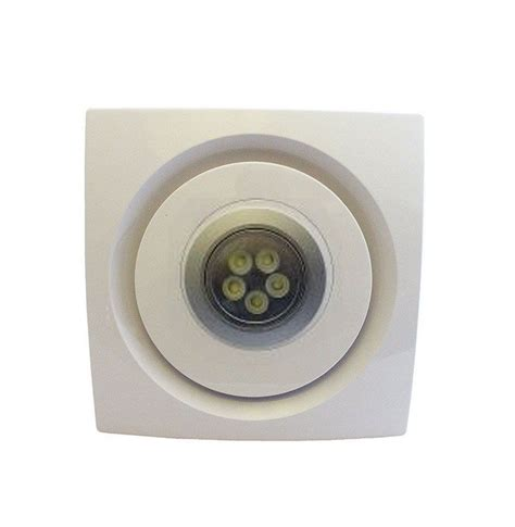 Bathroom Extractor Fan With Led Light Bathroom Kitchen Ceiling Extractor Fan With Led Light 100mm 4 Led1020