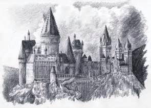 draw hogwarts houses