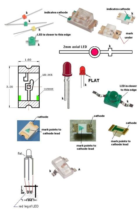 diode identification polarity diode lead identification 28 images ppt lecture 4 diode led zener diode diode logic