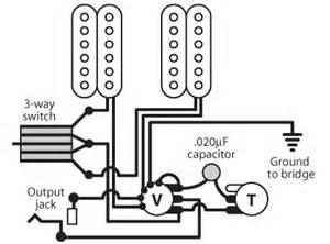 wiring 2 humbuckers 1 vol 1 tone 3 way toggle ultimate guitar